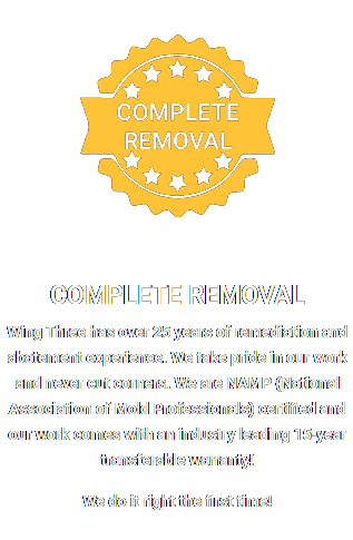 complete removal